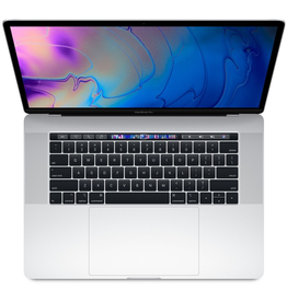 Apple Pre-Owned- MacBook Pro (15-inch,2018) intel core i7 / 256 GB / 4 TB - Clear Protective shell- 30 day exchange