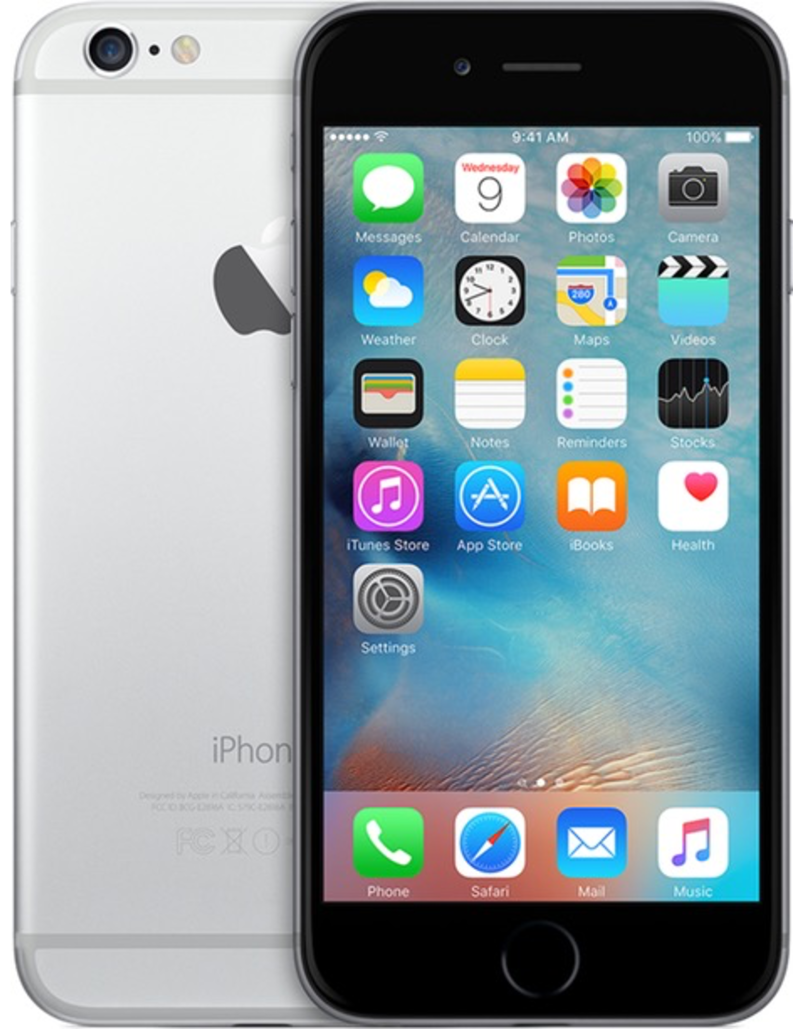Apple IPHONE 6,MM,64GB,GOLD ( touch id not working