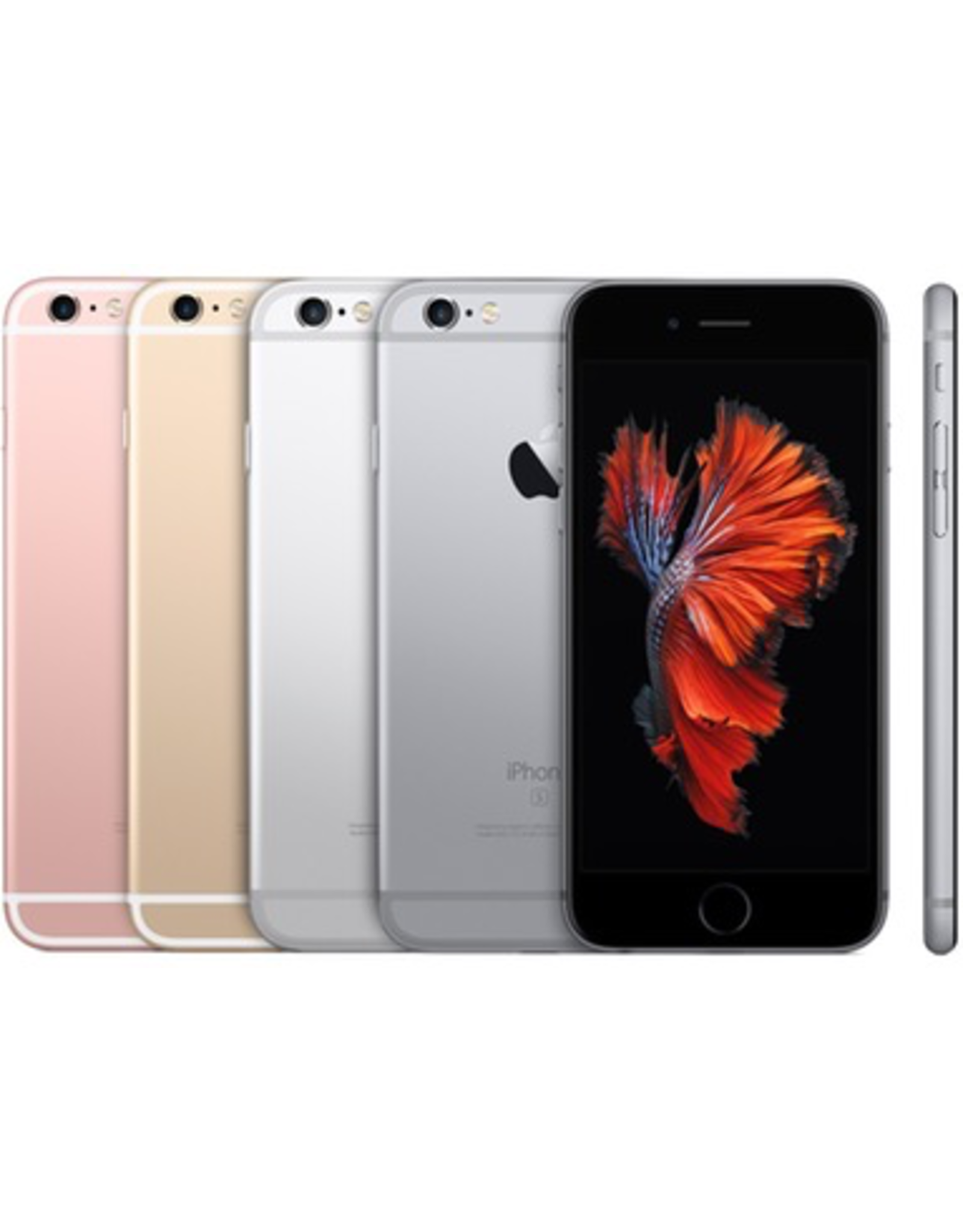 Apple iPhone 6s (16GB Rose Gold) - 30 Day Exchange