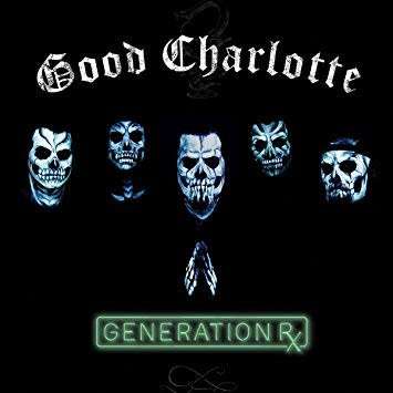 Good Charlotte - Generation Rx (Includes Download Card)