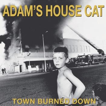Adam's House Cat - Town Burned Down