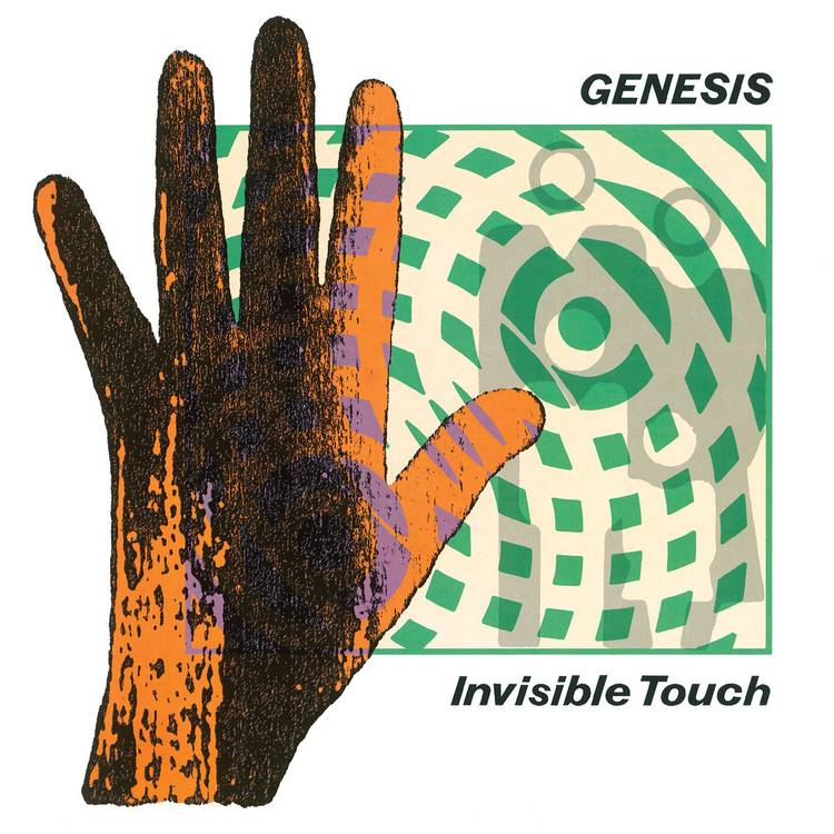 Genesis - Invisible Touch (1986)(LP)