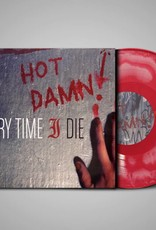 Every Time I Die - Hot Damn! (White with Red Starburst)
