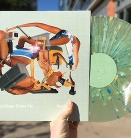 Dillinger Escape Plan - Miss Machine (Coke Bottle Green with Splatter Vinyl, Limited to 1000)