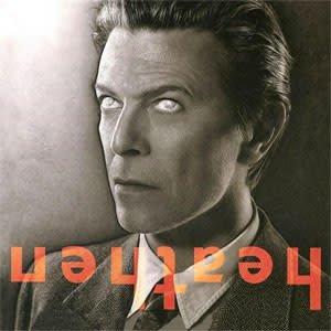 David Bowie - Heathen (Brown, White and Grey Swirl Vinyl)