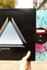 Dillinger Escape Plan - Ire Works (Electric Blue with Metallic Silver, White and Magenta Splatter Limited to 1200)