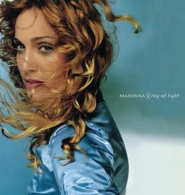 Madonna - Ray Of Light [2LP] (180 Gram, Clear Vinyl, 20th Anniversary Edition, limited to 7000, indie-retail exclusive)