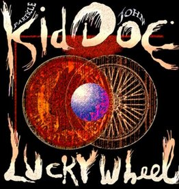 Kid Doe (Particle Kid & John Doe) - Lucky Wheel [LP] (Gold Colored Vinyl, limited to 1500, indie-retail exclusive)