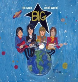Various Artists - Big Star: Small World [LP] (180 Gram, Blue & White Swirl Vinyl, first time on vinyl, limited to 2000, indie-retail exclusive)