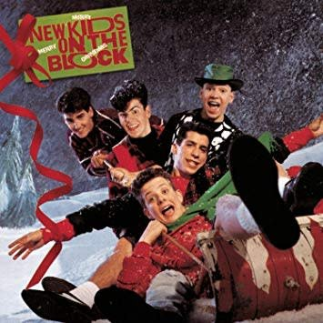New Kids On The Block - Merry, Merry Christmas (Limited Edition)