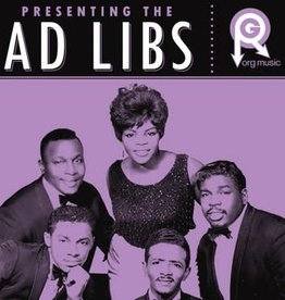 Ad Libs, The - Presenting... The Ad Libs [LP] (Purple Colored Vinyl, remastered, limited to 2000, indie-retail exclusive)