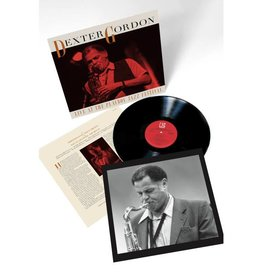 Dexter Gordon - Live At The Playboy Jazz Festival [LP] (first time on vinyl, 2 unreleased tracks, limited to 2000, indie-retail exclusive)