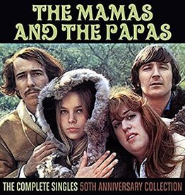 Mamas And The Papas, The - The Complete Singles [2LP] (Green Vinyl, gatefold, limited to 1000, indie-retail exclusive)