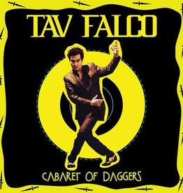 Tav Falco - Cabaret Of Daggers [LP] (Yellow Colored Vinyl, limited to 750, indie-retail exclusive)