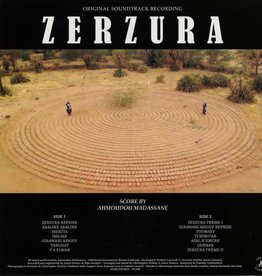 Ahmoudou Madassane - Zerzura Original Soundtrack