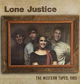 Lone Justice - The Western Tapes, 1983 [12'' EP] (limited to 1500, indie-retail exclusive)