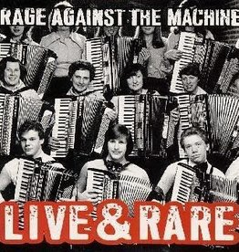 Rage Against the Machine - Live & Rare [2LP] (180 Gram, download, first time on vinyl, limited to 5000, indie-retail exclusive)