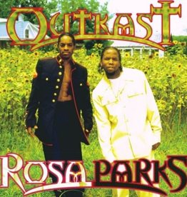 Outkast - Rosa Parks [12''] (download, first time on vinyl, original version, radio edit, instrumental and a capella versions, limited to 3000, indie-retail exclusive)