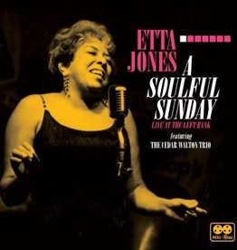 Etta Jones - A Soulful Sunday: Live At The Left Bank Featuring The Cedar Walton Trio [LP] (180 Gram, extensive booklet, limited to 1000, indie-retail exclusive)