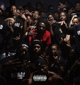 Mozzy - Gangland Landlord [2LP] (brand new album, limited to 1000, indie-retail exclusive)