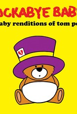 Rockabye Baby! - Lullaby Renditions Of Tom Petty [LP] (Clear Red Vinyl, limited to 1000, indie-retail exclusive)