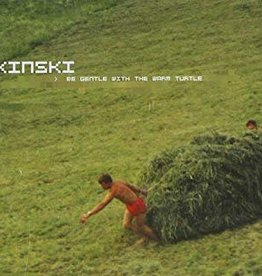 Kinski - Be Gentle With The Warm Turtle [2LP] (download, first time on vinyl, 2 bonus tracks, limited to 1200, indie-retail exclusive)