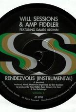 Will Sessions & Amp Fiddler - Reminiscin' b/w Instrumental [10'']