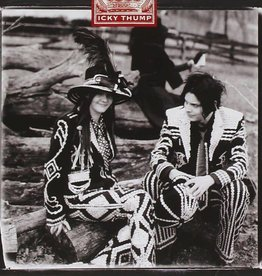 White Stripes, The - Icky Thump (10th Anniversary) [2LP] (180 Gram, 100% analog, gatefold, 4-page insert, newly printed inner sleeves, indie-advance exclusive)