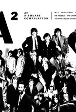 Various Artists - A2: An A-Square Compilation [2LP] (feats. MC5, The Rationals, The Thyme, UP, etc., gatefold, indie-advance exclusive) [EMBARGO UNTIL TBD]