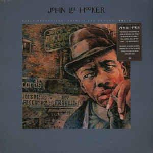 John Lee Hooker - Early Recordings: Detroit And Beyond, Vol. 2 [2LP] (180 Gram, gatefold, indie-advance exclusive)