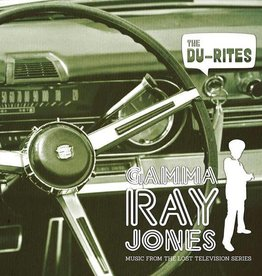 Du-Rites, The - Gamma Ray Jones [LP]