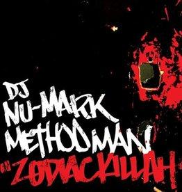 DJ Nu-Mark feat. Method Man - Zodiac Killah [7'']