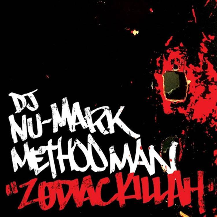 DJ Nu-Mark feat. Method Man - Zodiac Killah [7'']
