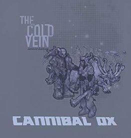 Cannibal Ox - The Cold Vein (Deluxe Edition) [4LP] (Blue Vinyl, includes bonus instrumentals album)