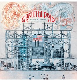 Grateful Dead - Playing In The Band (Seattle, WA 5/21/74) [LP] (180 Gram, limited to 7400, indie-retail exclusive)