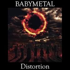 Babymetal - Distortion [12''] (Red Colored Vinyl, download, limited to 2000, indie-retail exclusive)