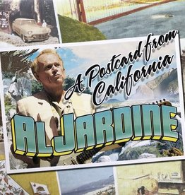 Al Jardine - A Postcard From California [LP] (Transparent Blue 180 Gram Vinyl, first time on vinyl, autographed postcard, limited to 1000, indie-retail exclusive)