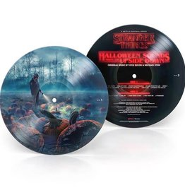 Kyle Dixon & Michael Stein - Stranger Things: Halloween Sounds From The Upside Down [LP] (Picture Disc, limited to 2000, indie-retail exclusive)