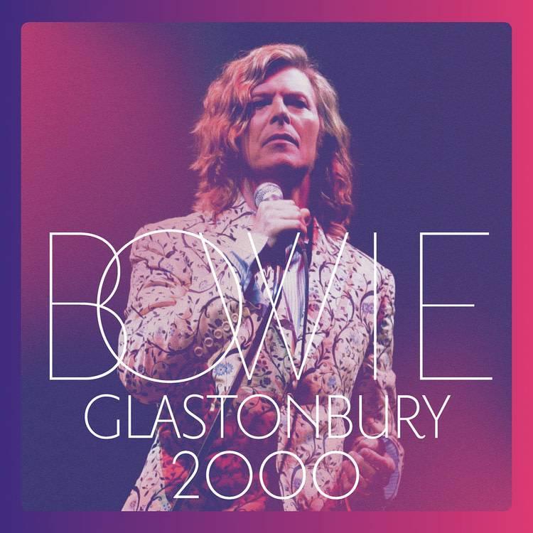 David Bowie - Glastonbury 2000 (3LP)