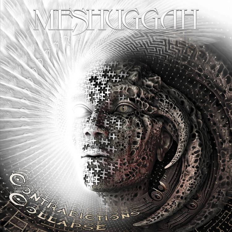 Meshuggah - Contradictions Collapse (2-LP, Bronze Vinyl (Indie Exclusive)