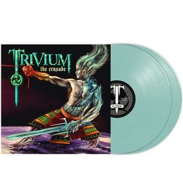 Trivium - The Crusade (Explicit) (2LP Electric Blue Vinyl)