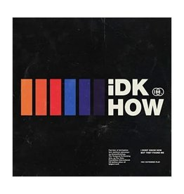 I Don't Know How But They Found Me (iDKHOW) - 1981 Extended Play