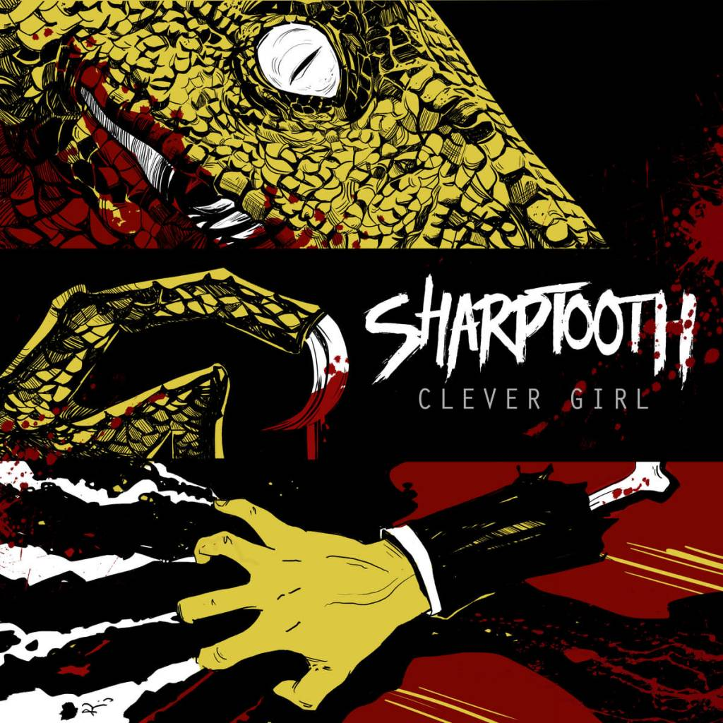 Sharptooth - Clever Girl