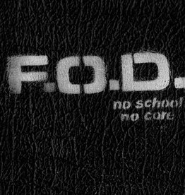 F.O.D. - No School (CD)
