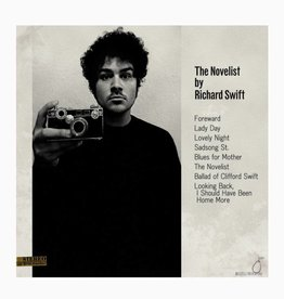 Richard Swift - The Novelist / Walking Without Effort