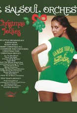 The Salsoul Orchestra - Christmas Jollies (Red Colored Vinyl)