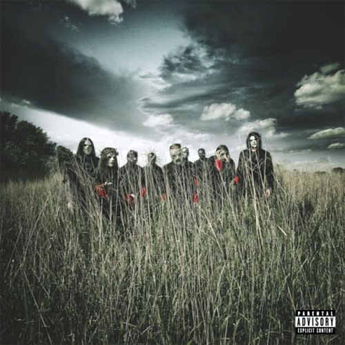 Slipknot - All Hope Is Gone (Explicit)(10th Anniversary Reissue)(Metallic Silver LP)