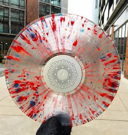 Animals As Leaders - Weightless (Limited Edition Clear with Red and Blue Sparkle Colored Vinyl)