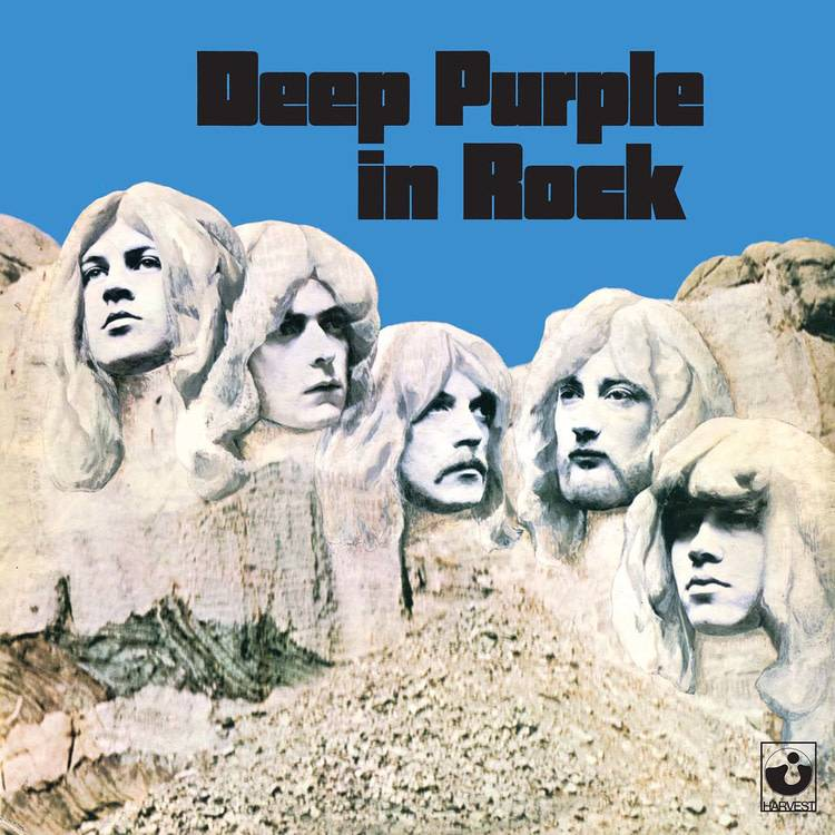 Deep Purple - In Rock (Remastered)(180 Gram Purple Vinyl)