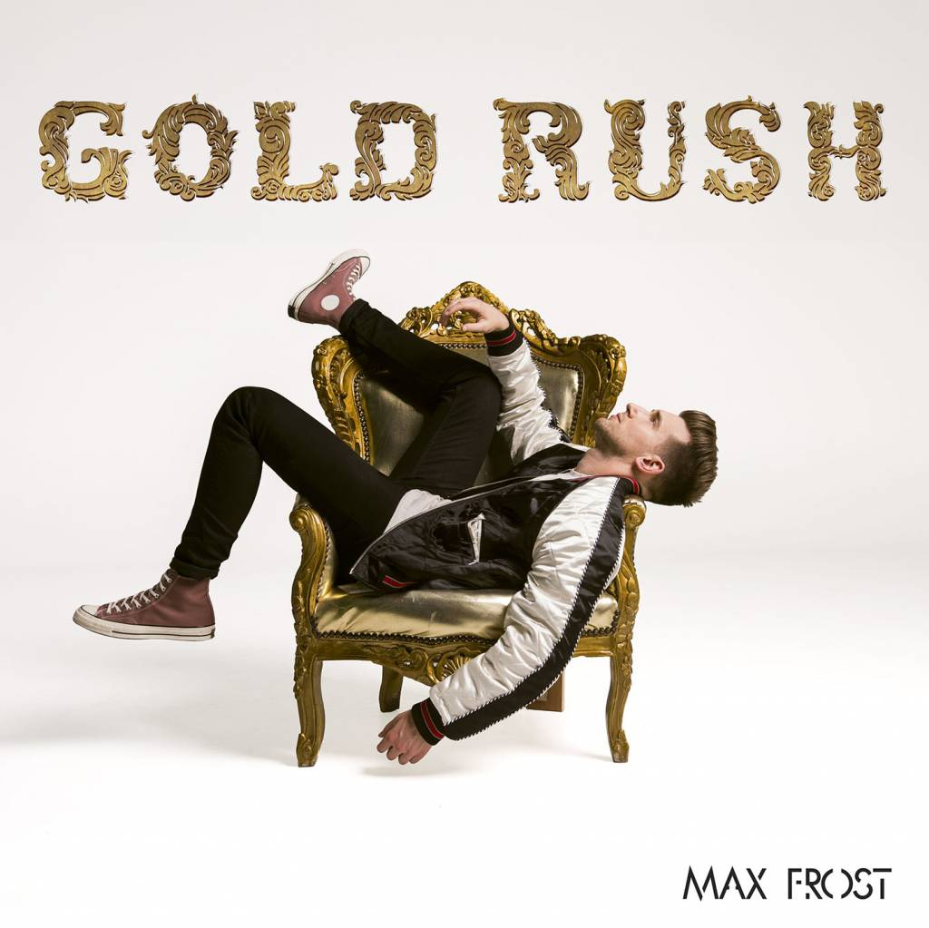 Max Frost - Gold Rush (Vinyl) (Explicit) (Includes Access to Signing following 3/23 Free Instore Performance at 4pm)